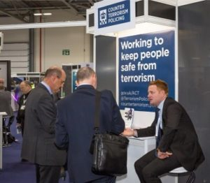 Counter Terrorism Policing in the Government Zone