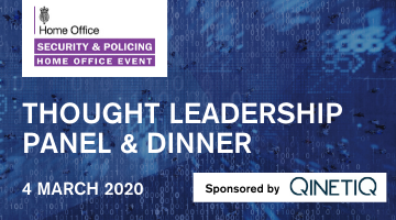 S&P Thought Leadership Dinner 2020
